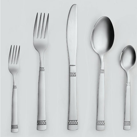 Ensemble de couverts - 20 morceaux | Flatware Set - 20 pieces