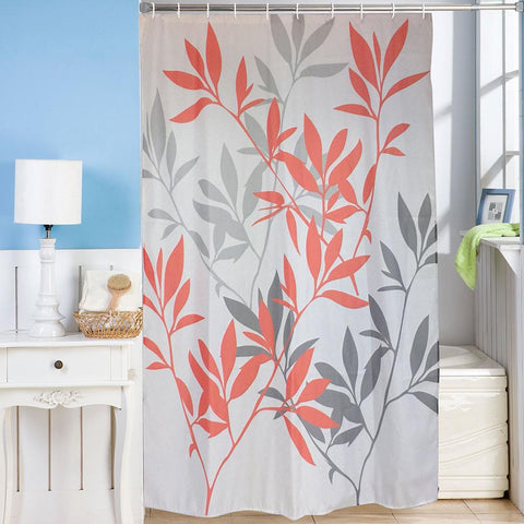 Rideau de douche Fleuri |   Flowery Shower Curtain