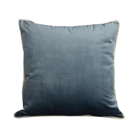 Coussin en Velour - Blue | Velvet Cushion - Bleu