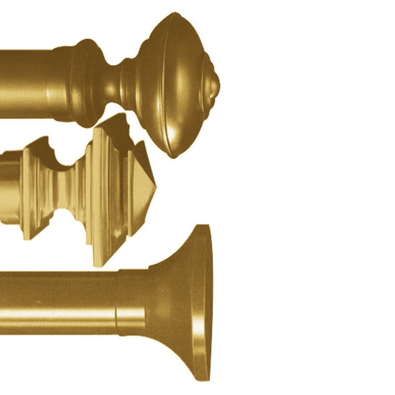 Bellamy - Curtain Rod Set | Gold - Magasins Hart | Hart Stores