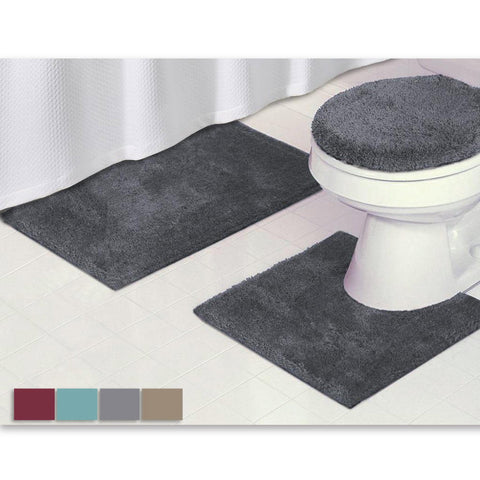Bath Mats - 3-piece Set