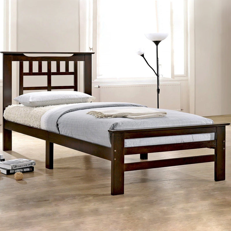 Sandra Venditti - Architectural Style Luxury Wood Bed