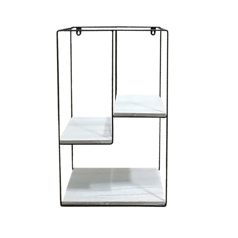 Lauren Taylor - Geometric Metal Shelf