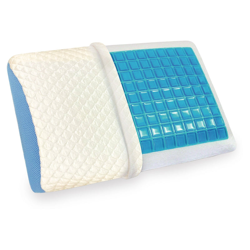 Maison Blanche | Cool Touch Memory Foam Pillow with Gel - Magasins Hart | Hart Stores