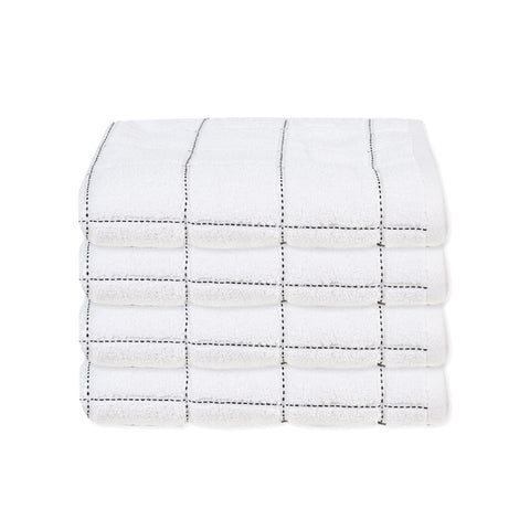 Lauren Taylor - Midnight Check Hand Towels