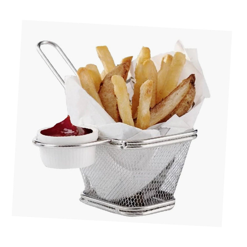 À la Cuisine - French Fry Basket with Sauce Dish - Magasins Hart | Hart Stores