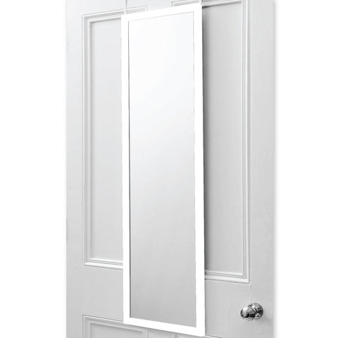 Over-the-door Hanging Mirror