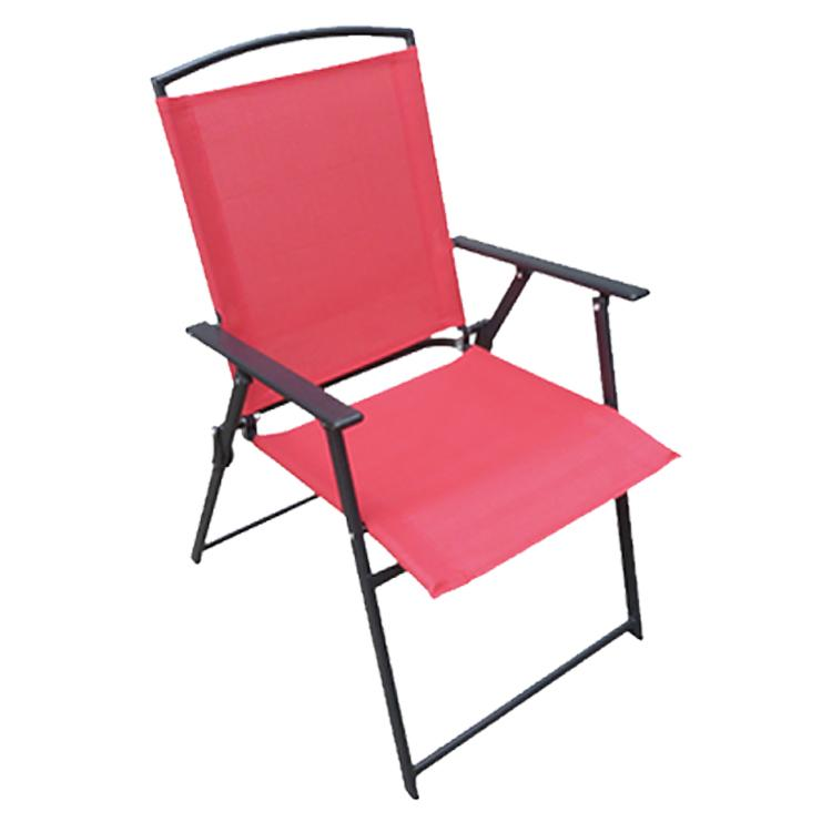 Outdoor Foldable Textilene Chair - Magasins Hart | Hart Stores