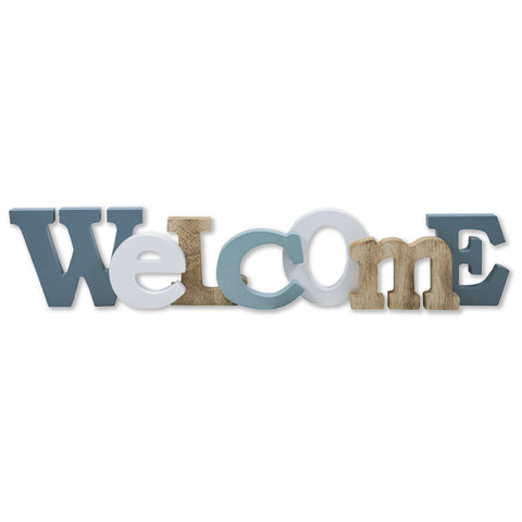 Lauren Taylor - Welcome Wood Plaque
