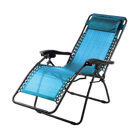 Zero Gravity Lounge Chair with Pillow