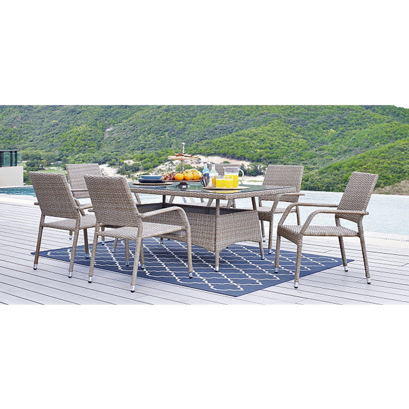 7-Piece Outdoor Dining Set - Magasins Hart | Hart Stores