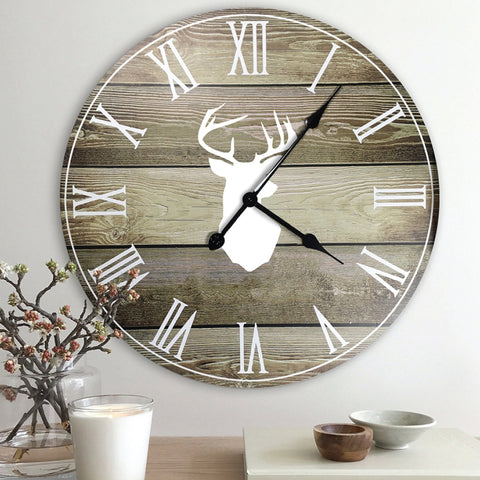 Decorative Wood Clock