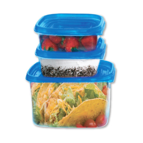 30-Piece Food Containers