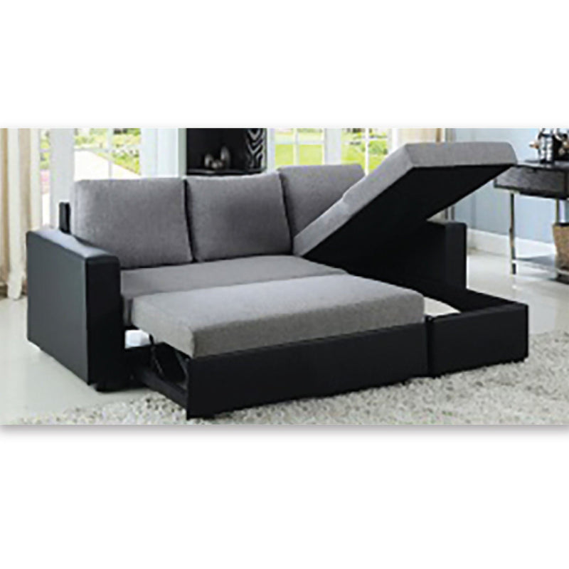 Salem - Sofa Bed with Storage - Magasins Hart | Hart Stores