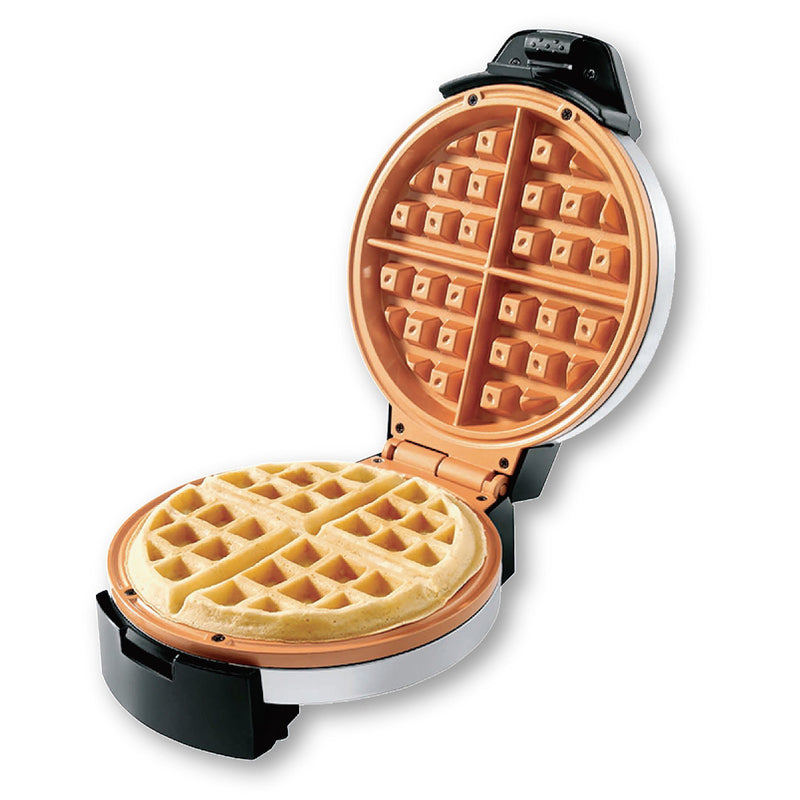 Ceramic Copper Waffle Maker - Magasins Hart | Hart Stores