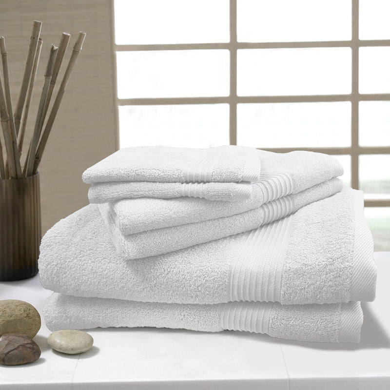 W Home - Bamboo Spa Deluxe Hand Towels - Magasins Hart | Hart Stores