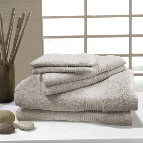 W Home - Bamboo Spa Deluxe Bath Towels