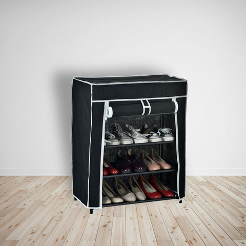Lauren Taylor - 12 Pair Shoe Storage