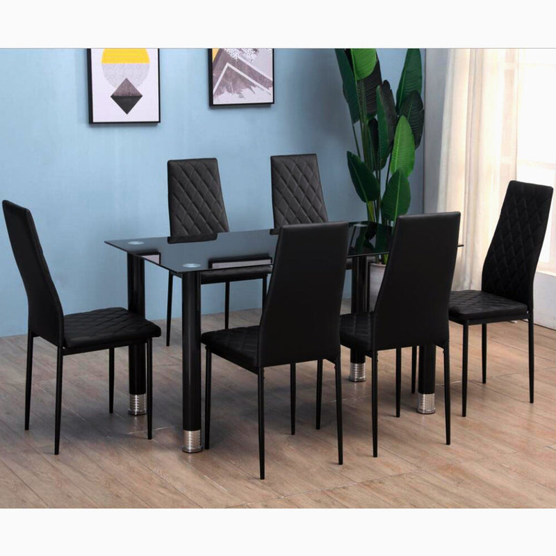 Maison Condelle - Richmond 7 Piece Dining Set - Magasins Hart | Hart Stores