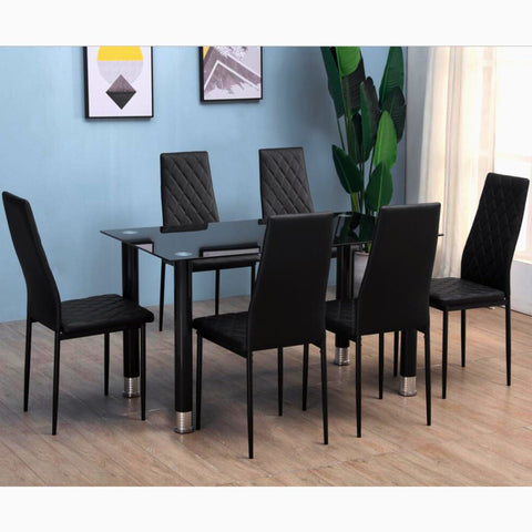 Maison Condelle - Richmond 7 Piece Dining Set