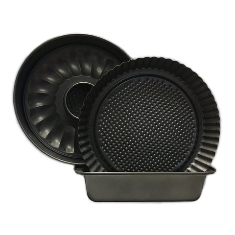 À la Cuisine - Non-Stick Baking Pans, Set of 3