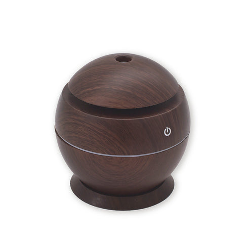 Sphere Shaped Diffuser - Bamboo or Dark Brown