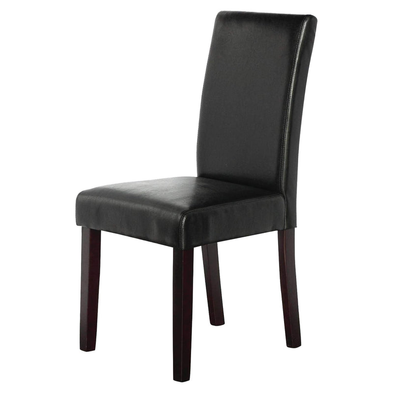 Upholstered Parsons Chair - Magasins Hart | Hart Stores