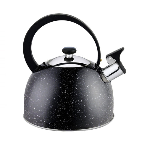 OLLIE - Stainless Steel Whistling Kettle