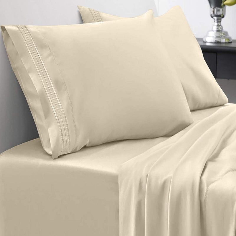 Egyptian Quality Embroidered Sheet Sets - Magasins Hart | Hart Stores