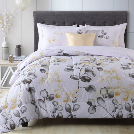 Isabella - 8 Piece Comforter Set - Bed in a Bag - Magasins Hart | Hart Stores