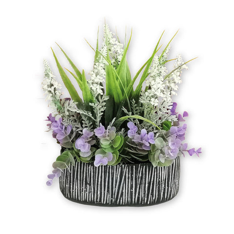 Large Artificial Floral Arrangement