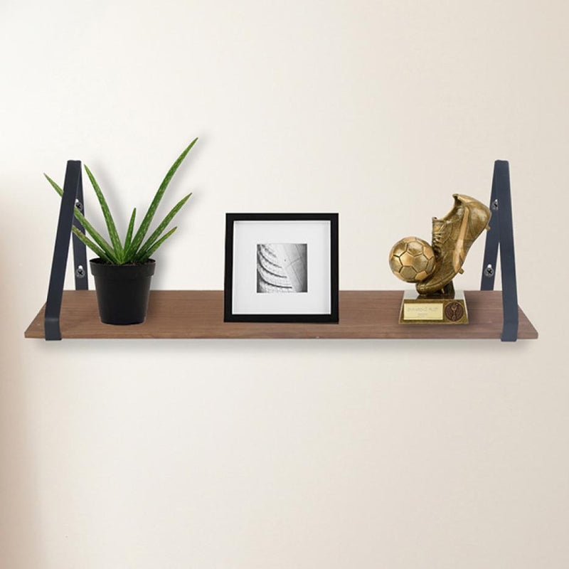 Rustic Oak Look Shelf - Magasins Hart | Hart Stores