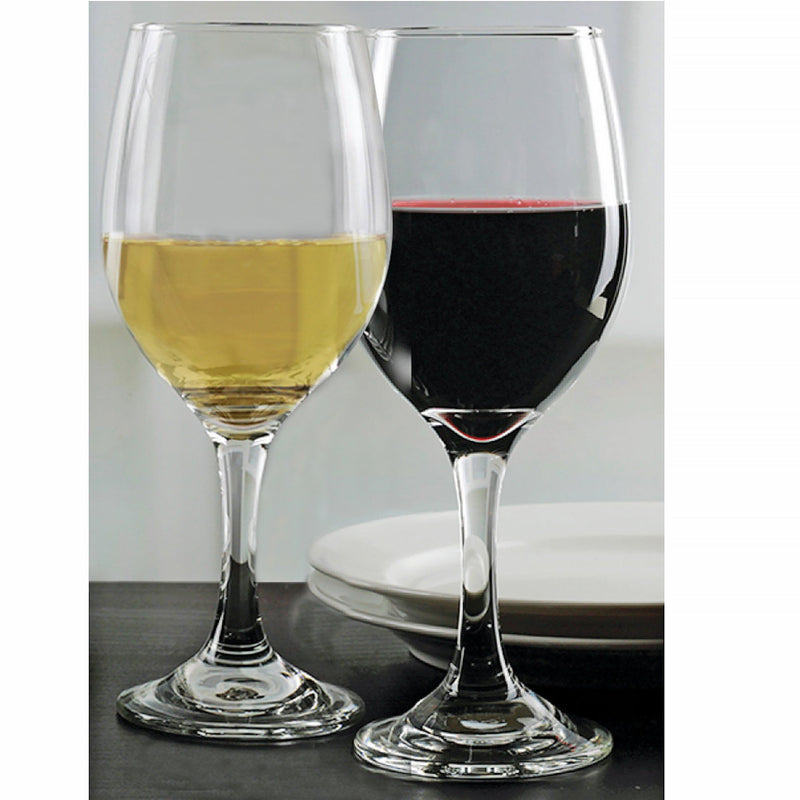 SAVOY STREET Set of 12 Wine Goblets - Magasins Hart | Hart Stores