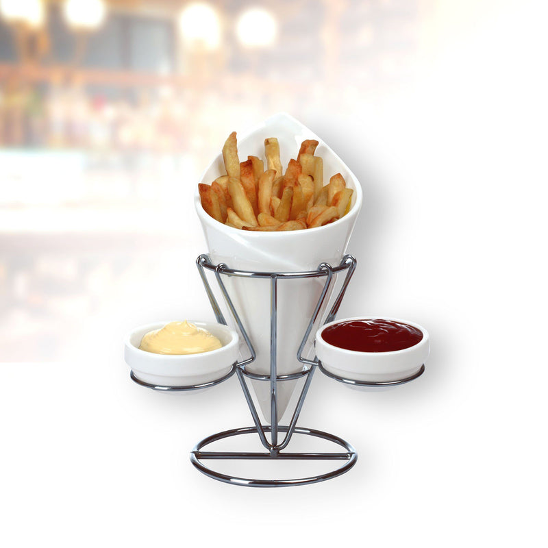 Fries Serve and Dip Set - Magasins Hart | Hart Stores