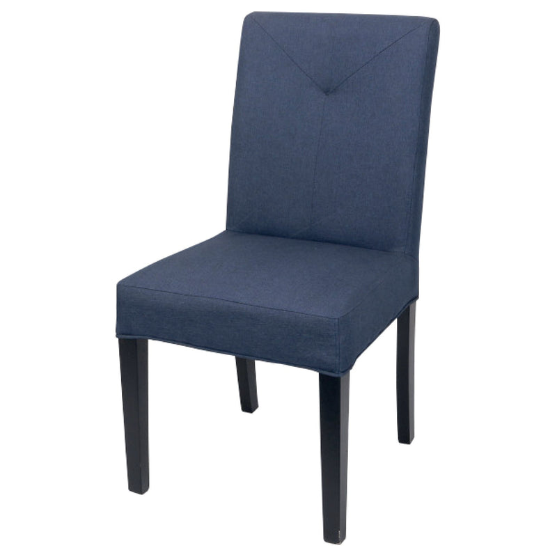 Premium Linen Dining Chair - Light Blue - Magasins Hart | Hart Stores