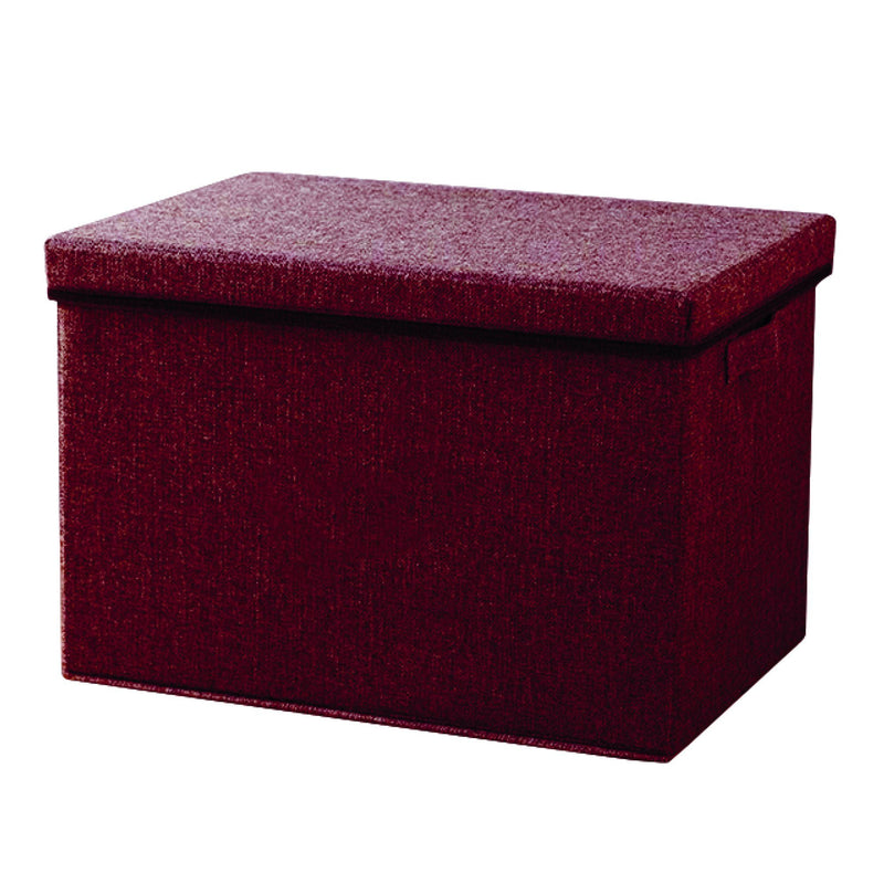 Foldable Ottoman Storage - Magasins Hart | Hart Stores