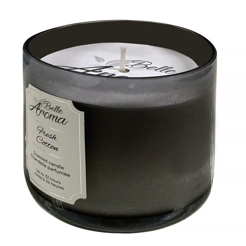 BELLE AROMA Glass Jar Scented Candle - Magasins Hart | Hart Stores