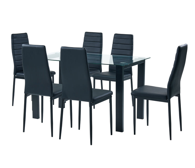 Indoor 7-Piece Dining Set - Magasins Hart | Hart Stores