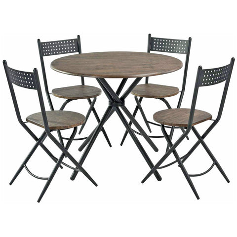 HARE - 5-Piece Dining Set