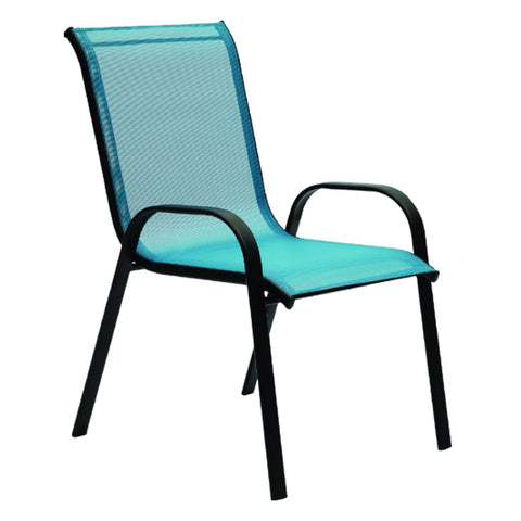 Outdoor Stackable Textilene Chair