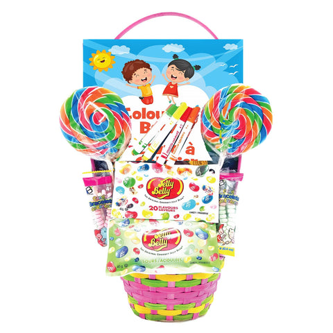 JELLY BELLY - Basket of Treats