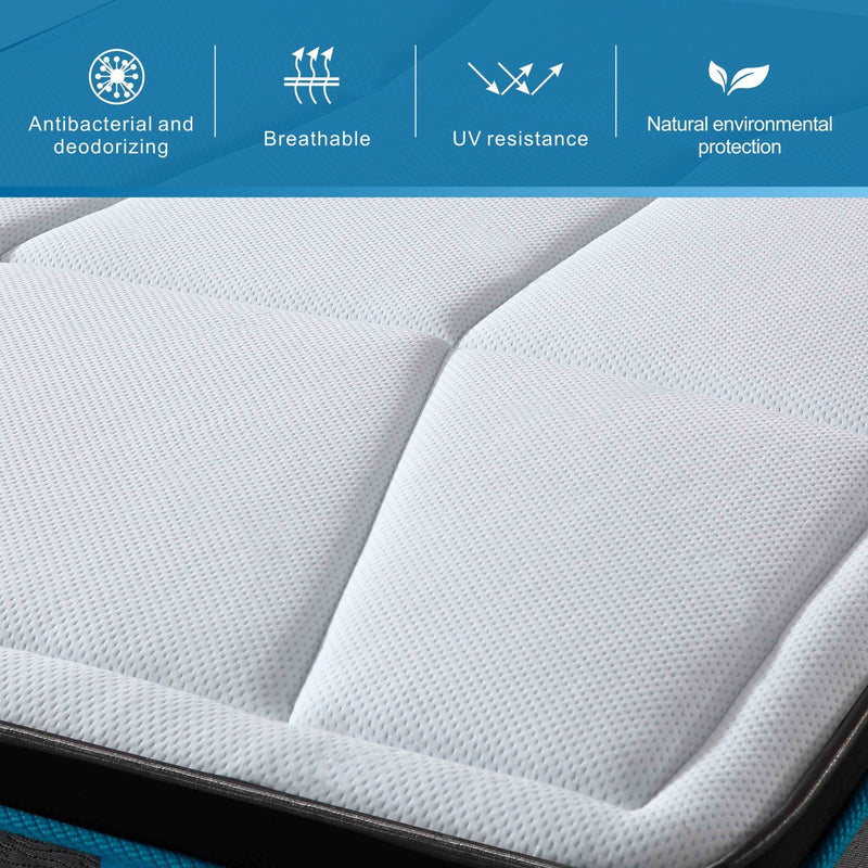 COOL-MAX LUXURY GEL MATTRESS - Magasins Hart | Hart Stores