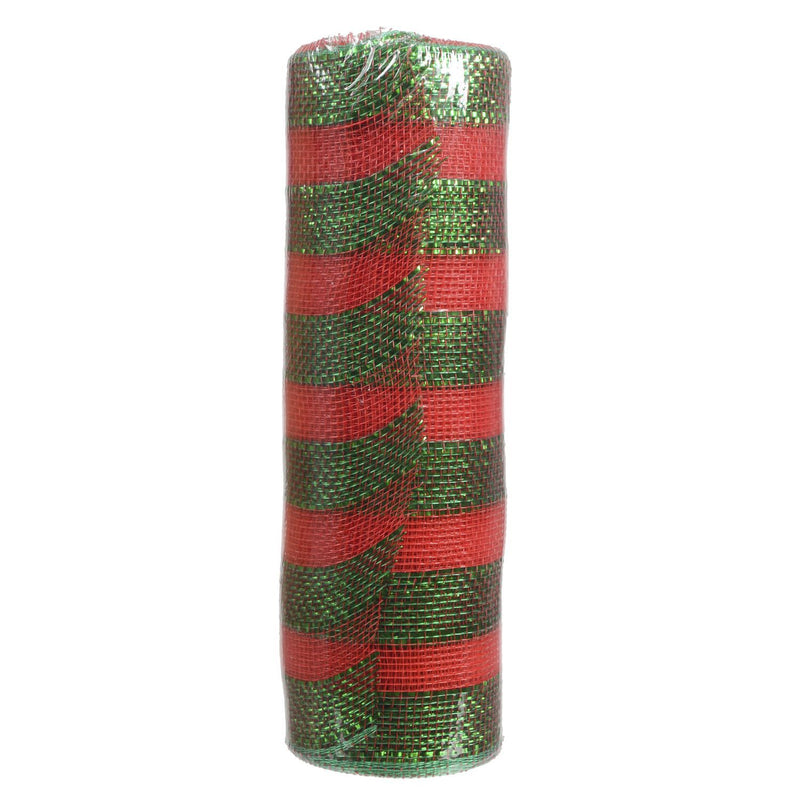 "10.5""X10yd In/Out Deco Mesh Ribbon - Magasins Hart 