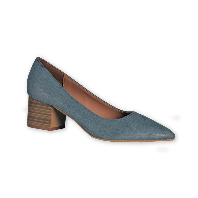Jeans pumps - 2 inches heel - Magasins Hart | Hart Stores