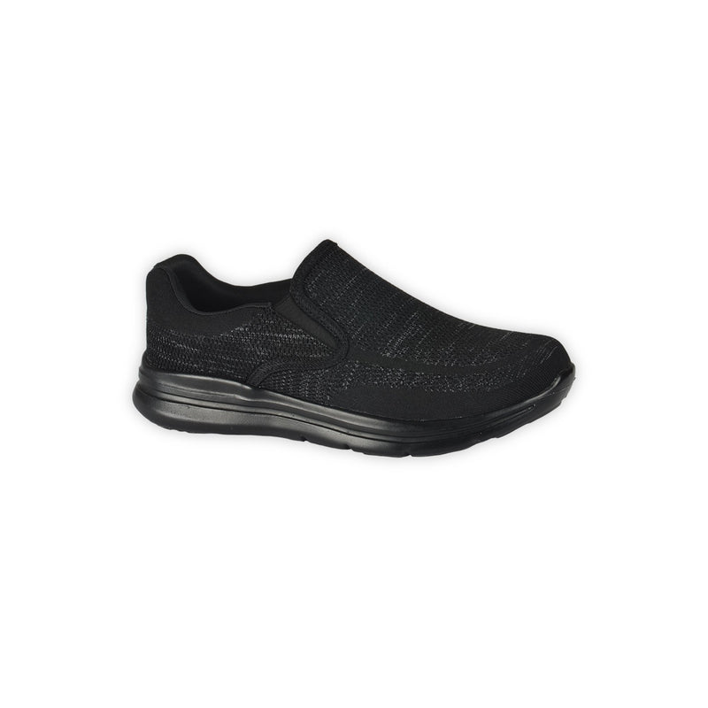 Relaxed Fit Mesh Loafers - Black - Magasins Hart | Hart Stores