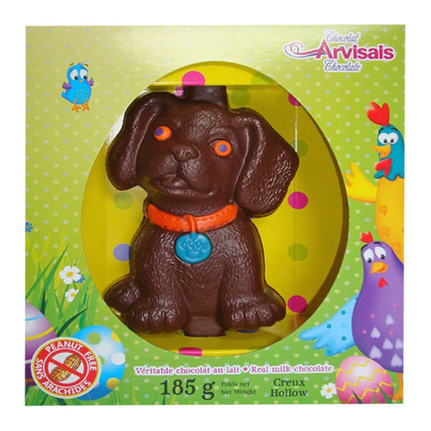 Hollow Easter Chocolate - Puppy