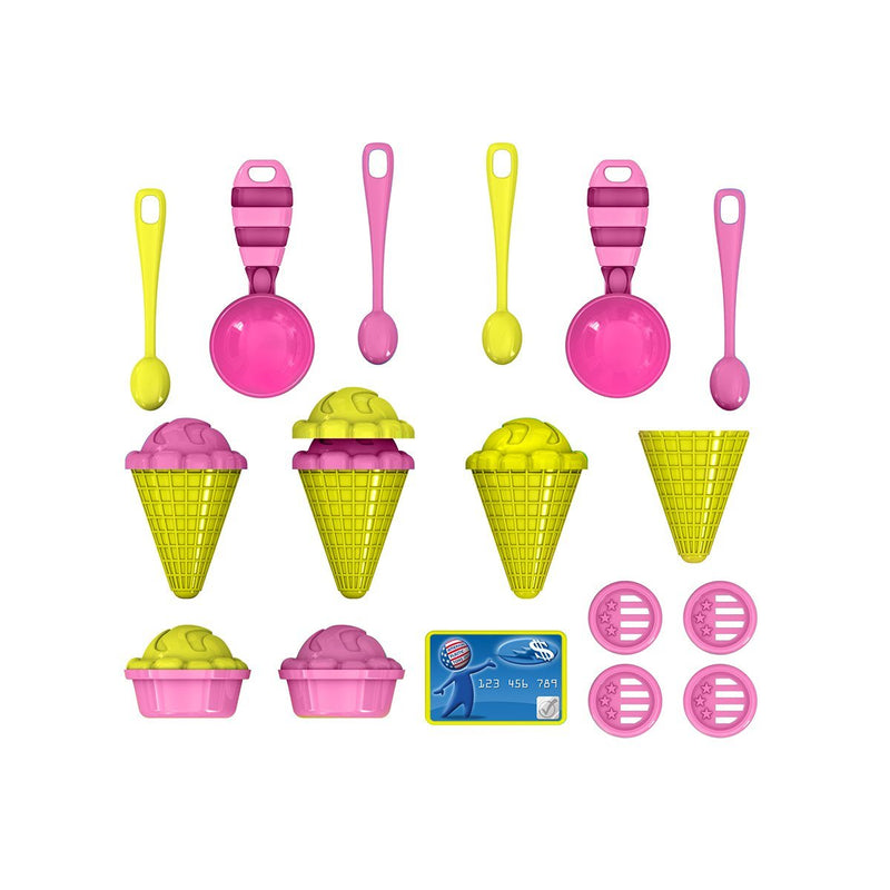 American Plastic Toys My Very Own Ice Cream Cart - Magasins Hart | Hart Stores