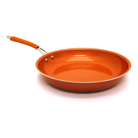 "Starfrit - EcoCopper 11"" Frying Pan"