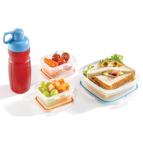 Starfrit - Easy Match Food Container Set