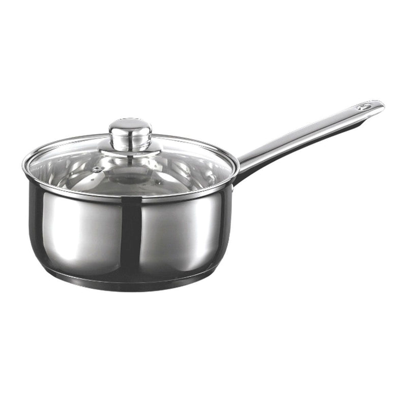 Starfrit - Stainless Steel 1.7Qt (1.6 L) Saucepan with Lid - Magasins Hart | Hart Stores